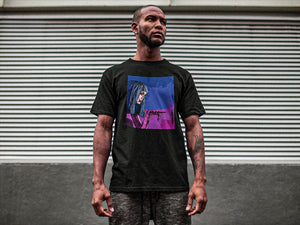 Neon Joi T-Shirt | Black - Masters of Cinema Clothing