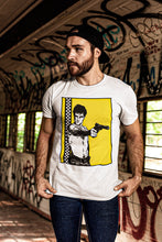 Load image into Gallery viewer, You Talking to Me? T-Shirt | White - Masters of Cinema Clothing