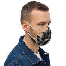 Load image into Gallery viewer, Bane Face Mask - White Skin