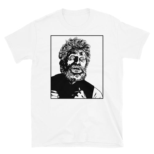 The Lighthouse Wake | T-Shirt | White - Masters of Cinema Clothing