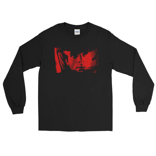 Space Odyssey Long Sleeve (Black) - Masters of Cinema Clothing