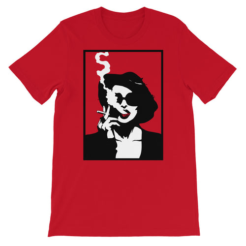 Marla T-Shirt (Red) - Masters of Cinema Clothing