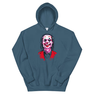 Joker Hoodie (Limited Edition Blue) - Masters of Movies