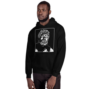 The Lighthouse Wake | Hoodie | Black - Masters of Cinema Clothing