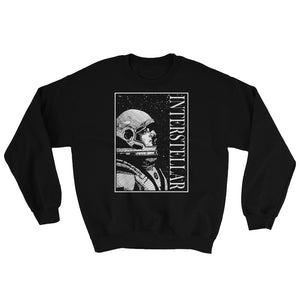 Interstellar Sweatshirt | Black - Masters of Movies