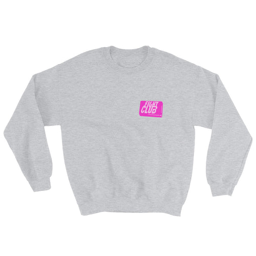 Soap Bar Sweatshirt (Grey) - Masters of Cinema Clothing