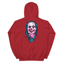 Load image into Gallery viewer, Joker Emblem Hoodie (Limited Edition Red) - Masters of Cinema Clothing