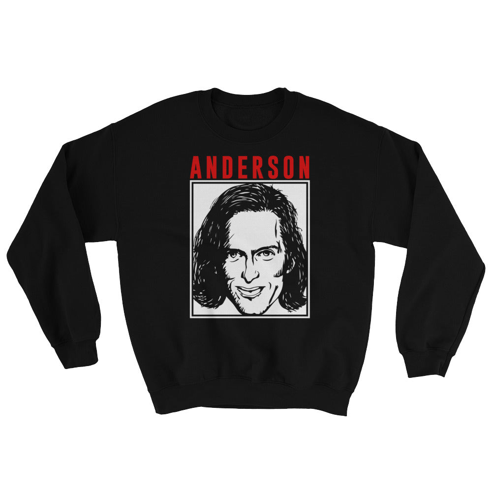 Wes Design Sweatshirt (Black) - Masters of Movies