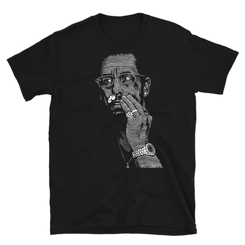Uncut | T-Shirt | Black - Masters of Movies