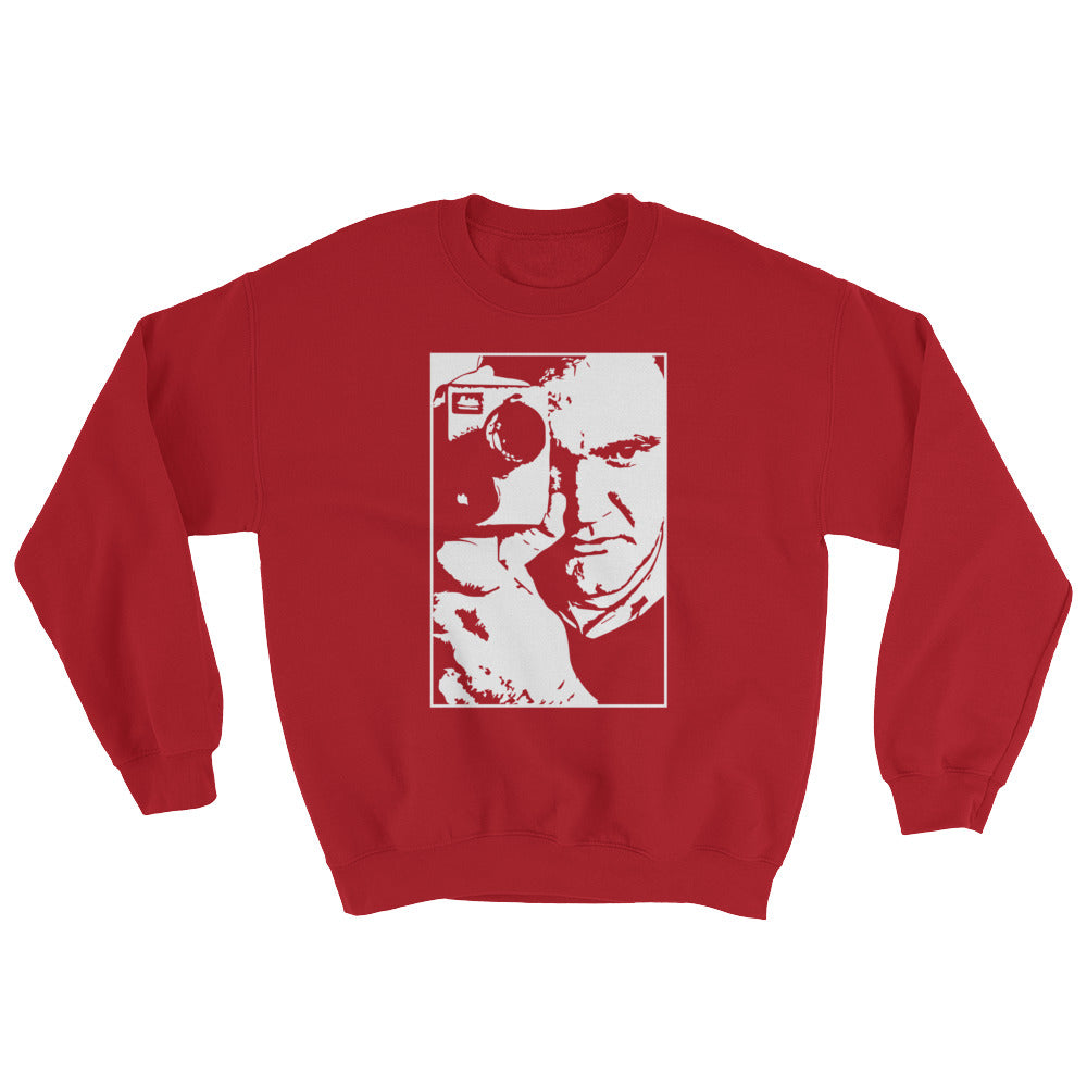 Tarantino Design Sweatshirt (Red) - Masters of Movies