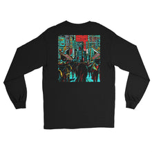 Load image into Gallery viewer, Tears in the Rain Longsleeve | Black - Masters of Cinema Clothing