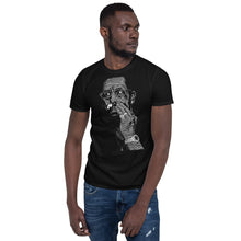 Load image into Gallery viewer, Uncut | T-Shirt | Black - Masters of Cinema Clothing