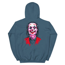Load image into Gallery viewer, Joker Emblem Hoodie (Limited Edition Blue) - Masters of Movies