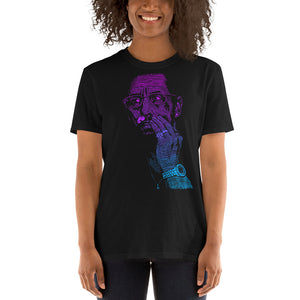 Uncut Neon Gem | T-Shirt | Black | Limited Edition - Masters of Movies