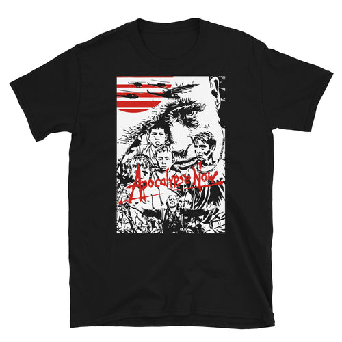 Apocalypse Now Front | T-Shirt | Black - Masters of Movies