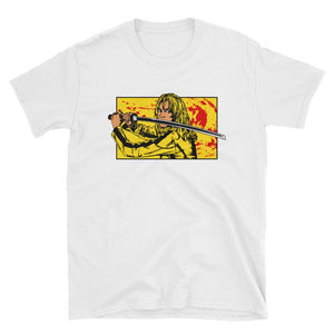 Front Bride T-Shirt | White - Masters of Cinema Clothing