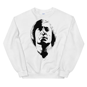 Chigurh Sweatshirt | White - Masters of Movies