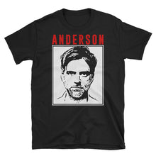 Load image into Gallery viewer, Anderson T-Shirt | Black - Masters of Cinema Clothing