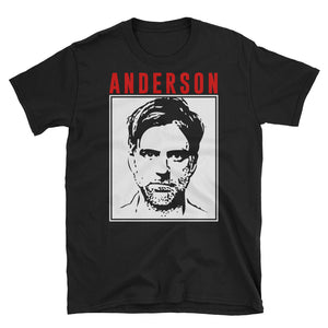 Anderson T-Shirt | Black - Masters of Cinema Clothing