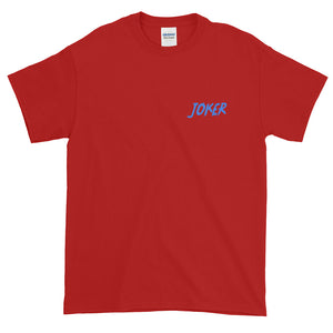 Joker Emblem T-Shirt (Limited Edition Red) - Masters of Movies