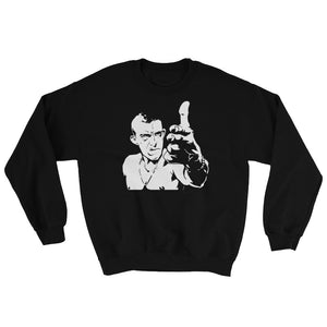 So Far So Good Sweatshirt (Black) - Masters of Movies