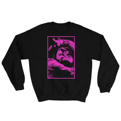 Bob Sweatshirt | Black - Masters of Cinema Clothing