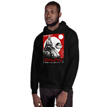 Load image into Gallery viewer, Mando Hoodie | Black - Masters of Cinema Clothing