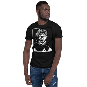 The Lighthouse Wake | T-Shirt | Black - Masters of Movies