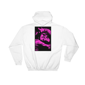 Soap Bar Hoodie (White) - Masters of Cinema Clothing