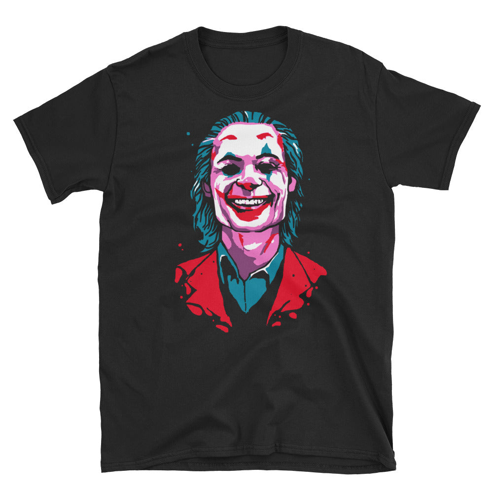 Joker T-Shirt (Black) - Masters of Cinema Clothing