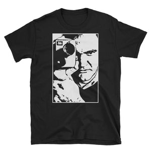 Tarantino Design T-Shirt (Black) - Masters of Cinema Clothing