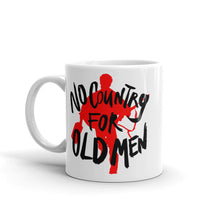 Load image into Gallery viewer, No Country Mug | White - Masters of Cinema Clothing