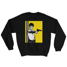 Load image into Gallery viewer, You Talking to Me? Sweatshirt | Black - Masters of Cinema Clothing