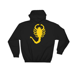 Drive Scorpion Hoodie | Black - Masters of Cinema Clothing
