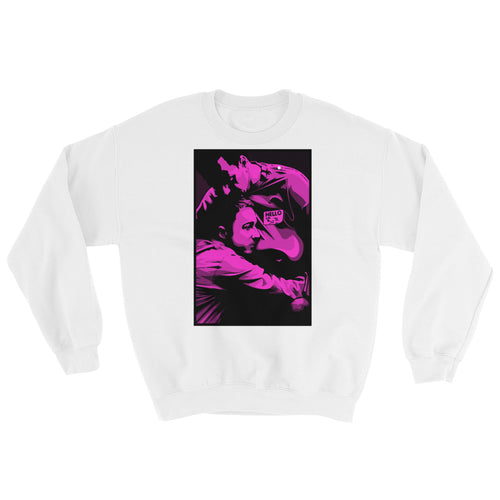 Bob Sweatshirt (White) - Masters of Cinema Clothing