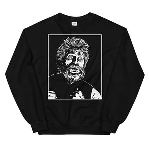 The Lighthouse Wake | Sweatshirt | Black - Masters of Cinema Clothing
