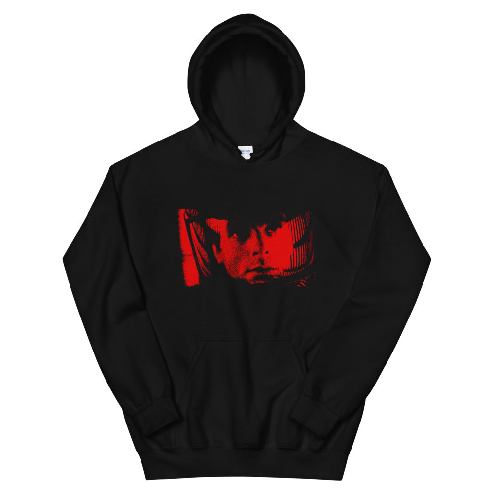 Space Odyssey Hoodie (Black) - Masters of Cinema Clothing