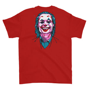 Joker Emblem T-Shirt (Limited Edition Red) - Masters of Cinema Clothing