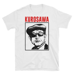 Kurosawa T-Shirt (White) - Masters of Cinema Clothing