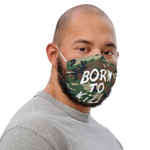 Load image into Gallery viewer, Born to Kill Face Mask