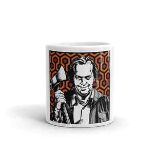 Here's Johnny Mug - Masters of Cinema Clothing