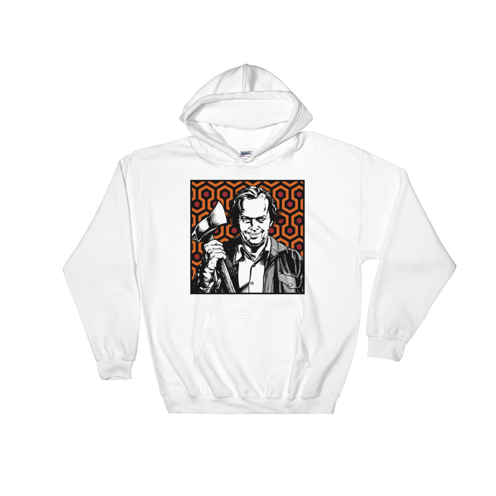 Little Pigs Hoodie | White - Masters of Cinema Clothing