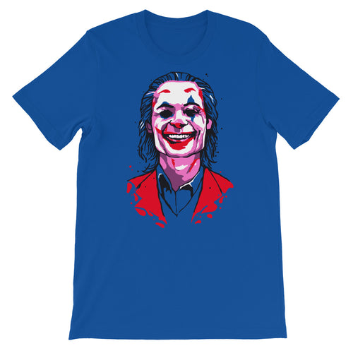 Joker T-Shirt (Limited Edition Blue) - Masters of Cinema Clothing