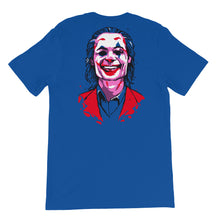 Load image into Gallery viewer, Joker Emblem T-Shirt (Limited Edition Blue) - Masters of Movies