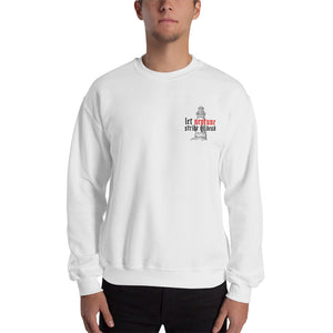 The Lighthouse | Sweatshirt | White - Masters of Movies