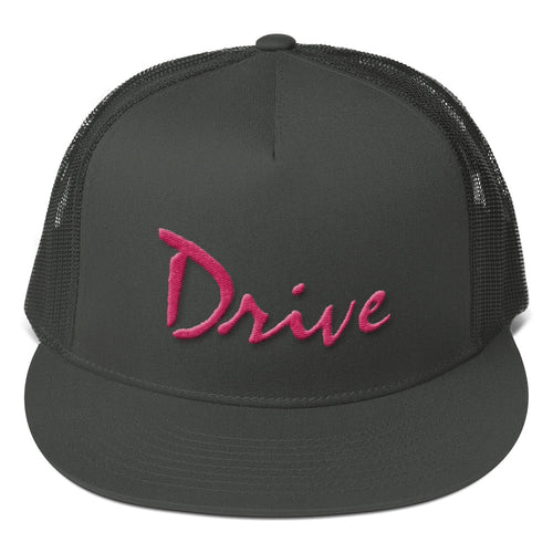 Drive Snapback (Black) - Masters of Cinema Clothing