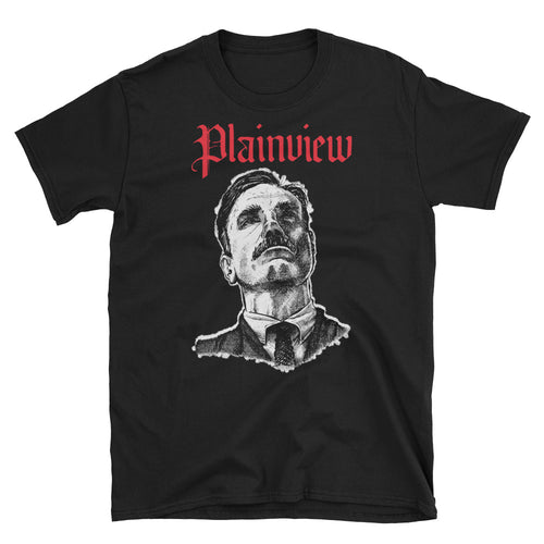 Plainview Design T-Shirt - Masters of Cinema Clothing