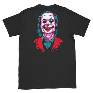 Joker Emblem T-Shirt (Black) - Masters of Movies