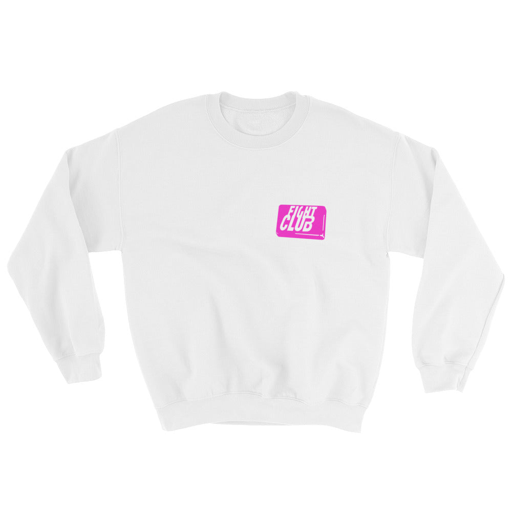 Soap Bar Sweatshirt (White) - Masters of Cinema Clothing