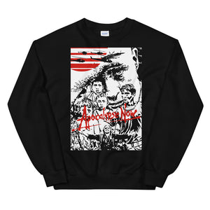 Apocalypse Now Front | Sweatshirt | Black - Masters of Movies